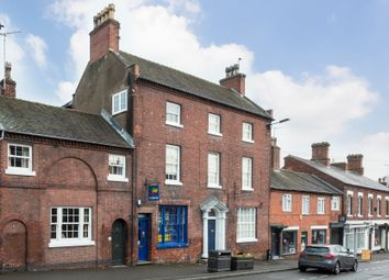 Thumbnail 2 bed flat to rent in High Street, Tutbury, Burton-On-Trent
