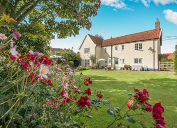 Thumbnail 5 bed detached house for sale in Chapel Road, Morley St. Botolph, Wymondham, Norfolk