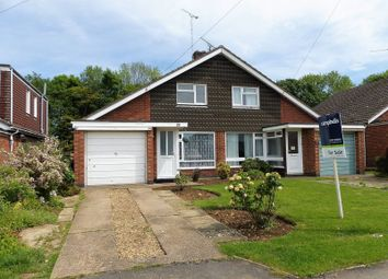 Thumbnail 2 bedroom semi-detached house for sale in Manor Road, Daventry