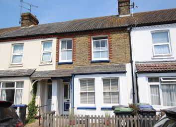 Thumbnail 3 bed terraced house for sale in Reservoir Road, Whitstable