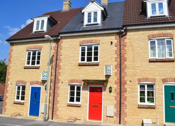 Thumbnail 3 bedroom town house to rent in Station Road, Wincanton, Somerset