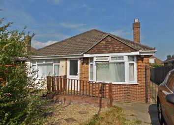 Thumbnail 3 bed detached bungalow to rent in Fay Close, Stubbington, Fareham