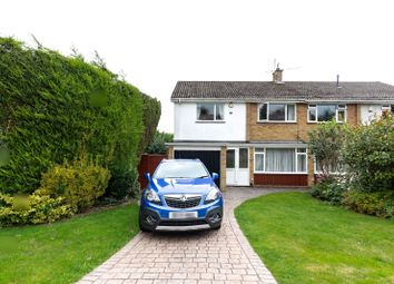 Thumbnail 3 bed semi-detached house for sale in Northover Road, Westbury-On-Trym, Bristol