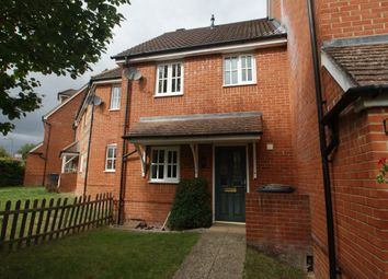 Thumbnail 3 bed terraced house to rent in Berry Way, Andover