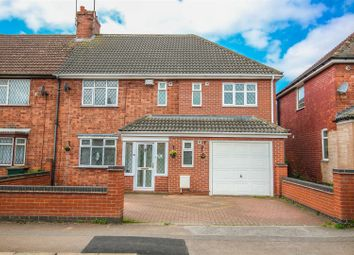 Thumbnail 4 bedroom semi-detached house for sale in Strathmore Avenue, Coventry