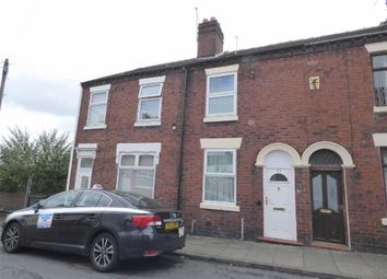 Thumbnail 2 bedroom terraced house for sale in St Aidans Street, Tunstall, Stoke-On-Trent