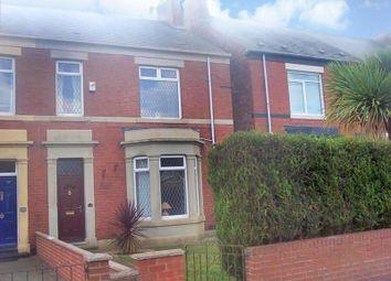 Thumbnail 4 bed terraced house for sale in Croft Terrace, Jarrow