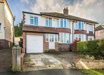 Thumbnail 5 bedroom semi-detached house for sale in 52, Den Bank Crescent, Crosspool