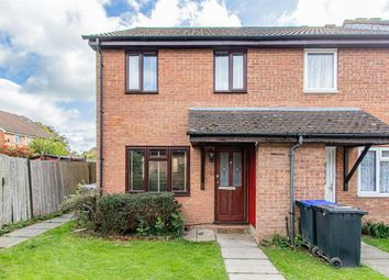 Thumbnail 3 bed semi-detached house for sale in Wolstan Close, Denham, Uxbridge