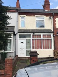 Thumbnail 3 bed terraced house to rent in Aston Road, Dudley