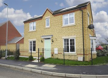 Thumbnail 3 bed semi-detached house for sale in Darsdale Drive, Raunds, Northamptonshire