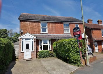 Thumbnail 3 bed semi-detached house for sale in Kings Road, Cowplain, Waterlooville
