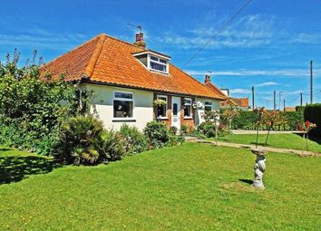 Thumbnail 4 bedroom detached bungalow for sale in Beach Drive, Scratby, Great Yarmouth