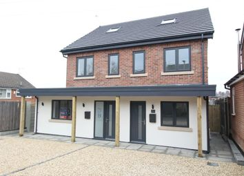 Thumbnail 3 bedroom semi-detached house for sale in Slater Street, Macclesfield