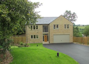 Thumbnail 5 bed detached house for sale in 22 Heys Road, Thongsbridge, Holmfirth