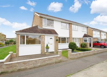 Thumbnail 3 bedroom semi-detached house for sale in Conrad Close, Liden, Swindon