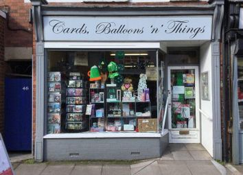 Thumbnail Retail premises for sale in 42 Earlsdon Street, Coventry