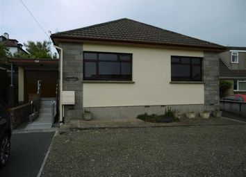 Thumbnail 2 bed detached bungalow to rent in Westby Road, Bude, Cornwall