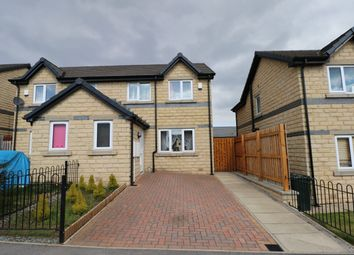 Thumbnail 3 bed semi-detached house for sale in Redwood Crescent, Bierley, Bradford