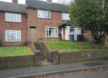 Thumbnail 4 bed terraced house for sale in Fernlands Close, Chertsey, Surrey