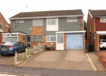 Thumbnail 3 bed semi-detached house for sale in Arundel Road, Stourbridge
