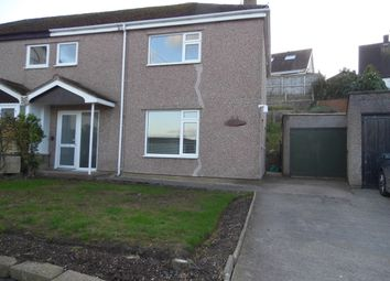 Thumbnail 2 bed semi-detached house to rent in Eaton Avenue, Old Colwyn