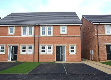 Thumbnail 3 bed semi-detached house for sale in High Carr Close, Aykley View, Durham