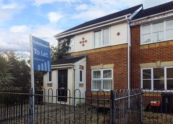 Thumbnail 3 bedroom terraced house to rent in Emerson Close, Swindon, Wiltshire