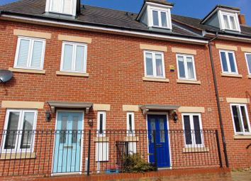 Thumbnail 3 bed terraced house to rent in Packwood Close, Daventry