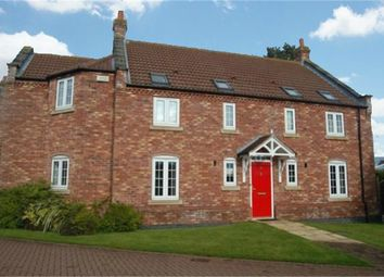 Thumbnail 4 bedroom detached house for sale in Towgarth Walk, Eastrington, Goole, East Riding Of Yorkshire