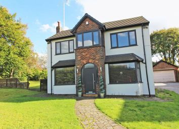 Thumbnail 5 bed detached house for sale in Birchley Road, Billinge, Wigan
