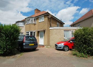 Thumbnail 3 bed detached house for sale in Monks Park, Wembley
