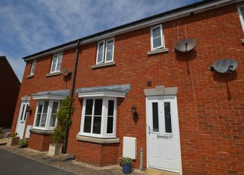 2 bed terraced house for sale in Hestercombe Close, Weston Village, Weston-Super-Mare BS24