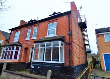 Thumbnail 1 bed flat to rent in Gertrude Road, West Bridgford, Nottingham