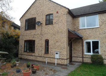 Thumbnail 2 bed flat to rent in Railway Court, Saxilby