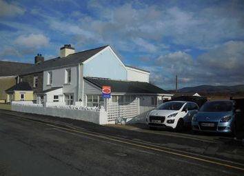 Thumbnail 4 bed semi-detached house for sale in High Street, Borth, Ceredigion