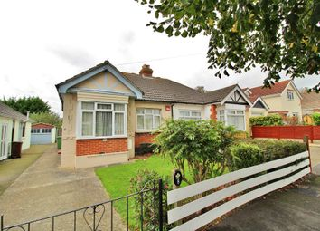 Thumbnail 2 bedroom semi-detached bungalow for sale in South Road, Drayton, Portsmouth