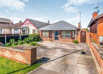 Thumbnail 3 bedroom detached bungalow for sale in Peterborough Road, Farcet, Peterborough