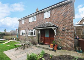 Thumbnail 3 bed detached house for sale in Westfield Close, Five Ashes, Mayfield, East Sussex.