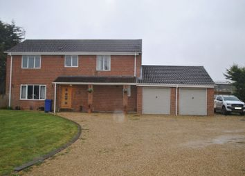 Thumbnail 4 bed detached house for sale in Water Gate, Spalding