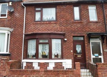 Thumbnail 3 bed terraced house for sale in School Street, Easington Colliery, Peterlee