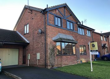 Thumbnail 3 bed semi-detached house to rent in Partridge Way, Mickleover