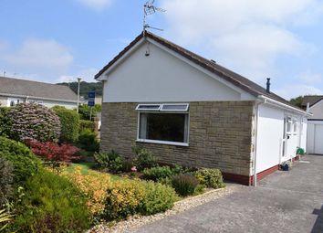 Thumbnail 3 bed detached bungalow for sale in 18 Laburnum Drive, Danygraig