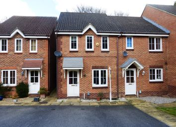 Thumbnail 3 bed end terrace house for sale in Foyle Close, Stevenage