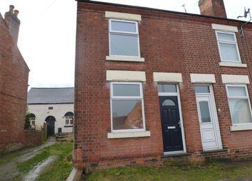 Thumbnail 2 bed terraced house to rent in Highfield Road, Kilburn, Belper