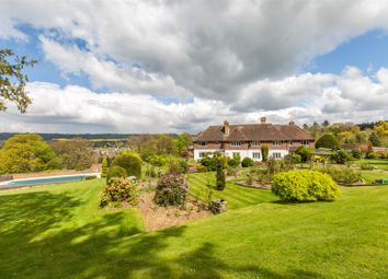 Thumbnail 6 bedroom detached house for sale in Hosey Hill, Westerham