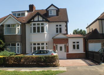 Thumbnail 6 bed semi-detached house to rent in Court Farm Road, London