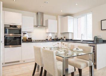 "Thumbnail 2 bed flat for sale in ""Berry Court"" at Hamble Lane, Bursledon, Southampton"