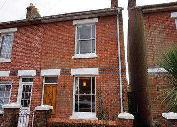 Thumbnail 3 bed terraced house for sale in New Road, Fareham