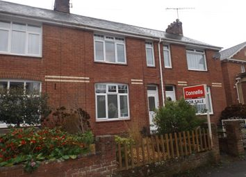 Thumbnail 3 bedroom terraced house for sale in Wonford Street, Exeter
